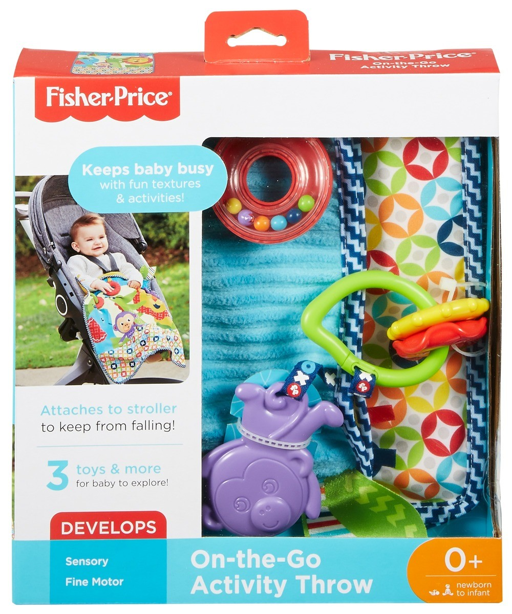 Fisher Price Activiteiten Doek