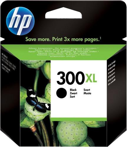 HP 300 XL Zwart