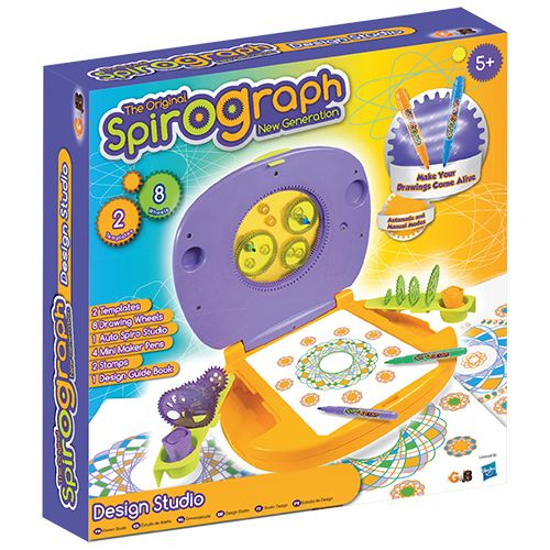 Spirograph Design Studio