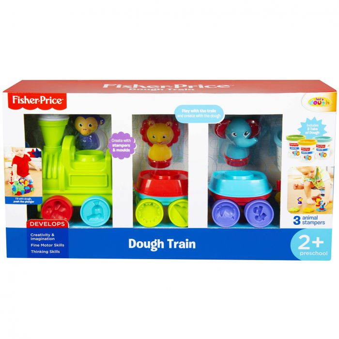 Fisher-Price Dough Trein