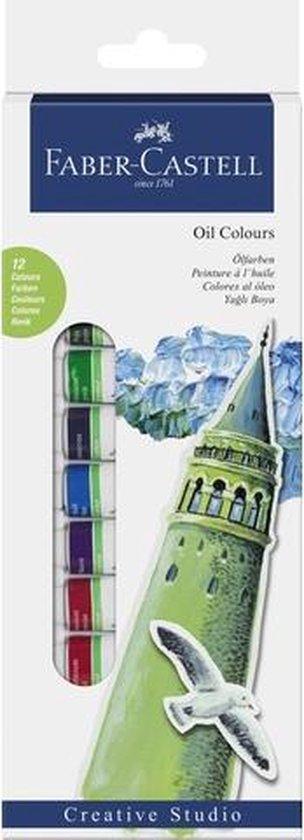 olieverf Faber-Castell starterset