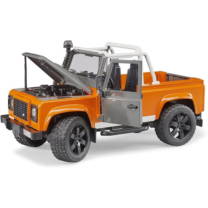 Bruder Jeep Landrover Pick Up