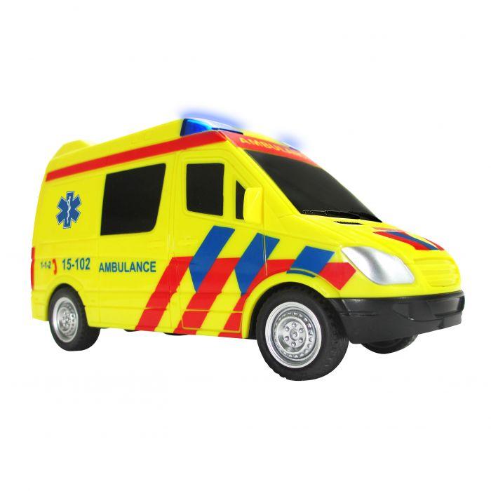 Ambulance Auto Met Licht En Geluid