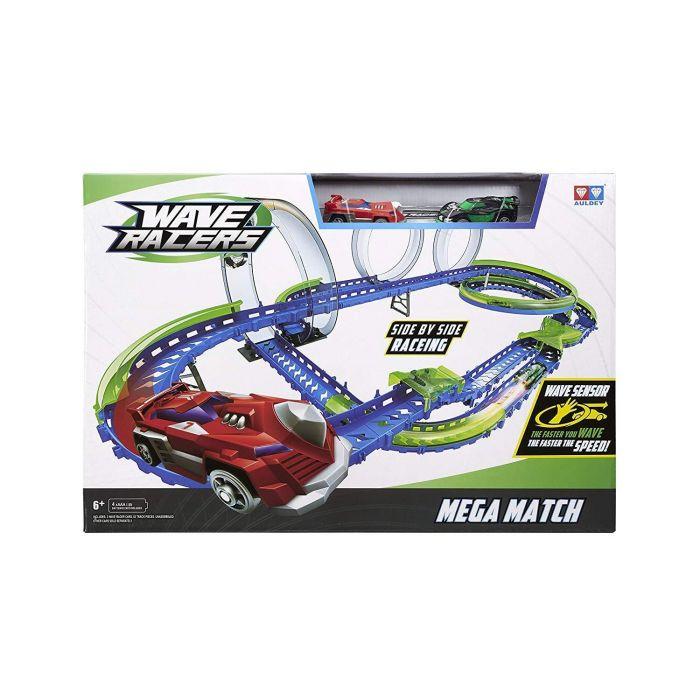 Wave Racers Mega Match