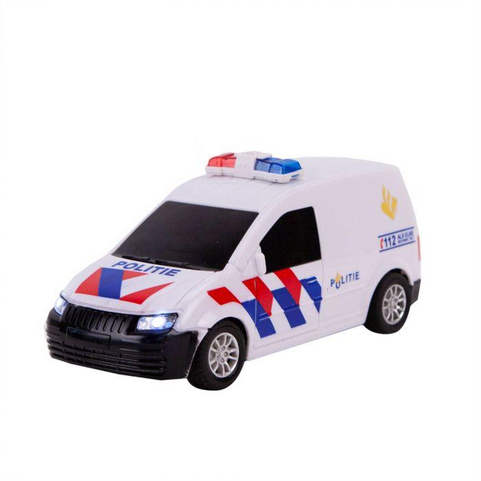 R/C Politieauto Met Licht