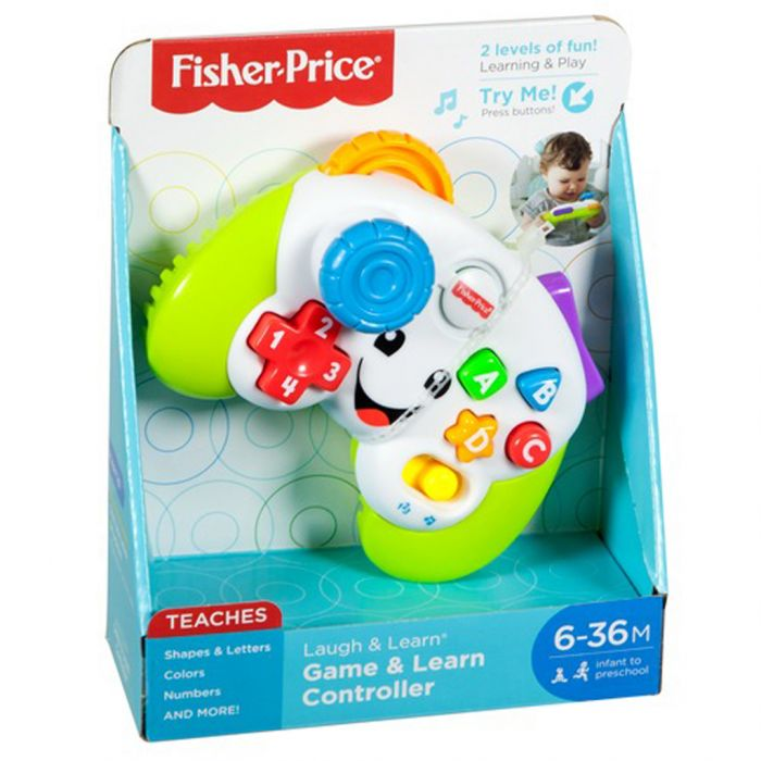 Fisher Price Leerplezier Game & Leer Controller NL