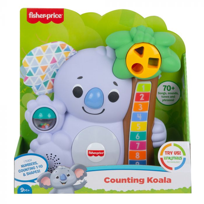 Fisher Price Linkimals Tellende Koala