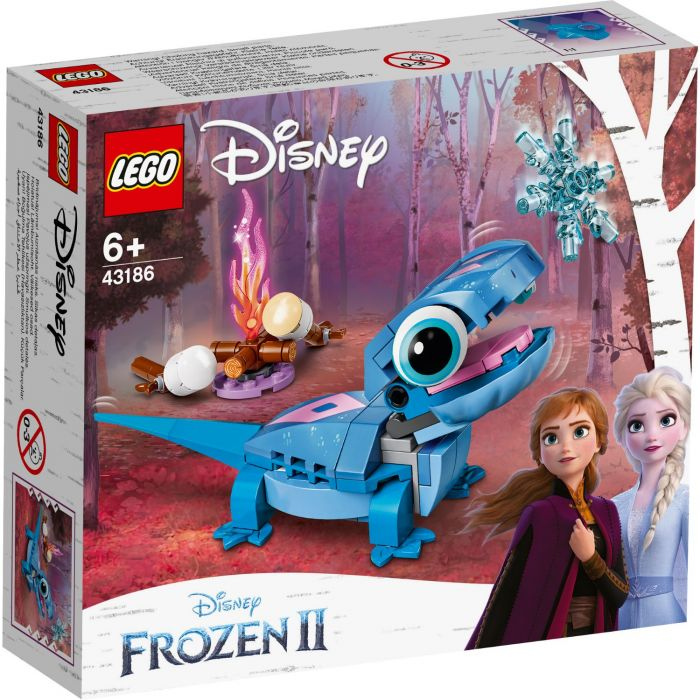 LEGO Disney 43186 Bruni The Salamander Builable Character