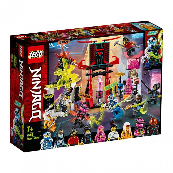 LEGO Ninjago 71708 Gamers Markt