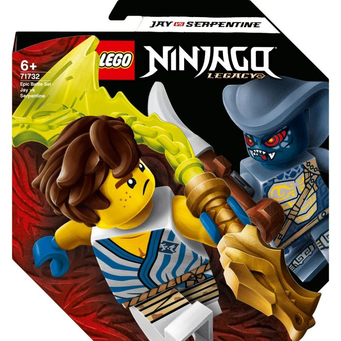 LEGO Ninjago 71732 Epic Battle Set