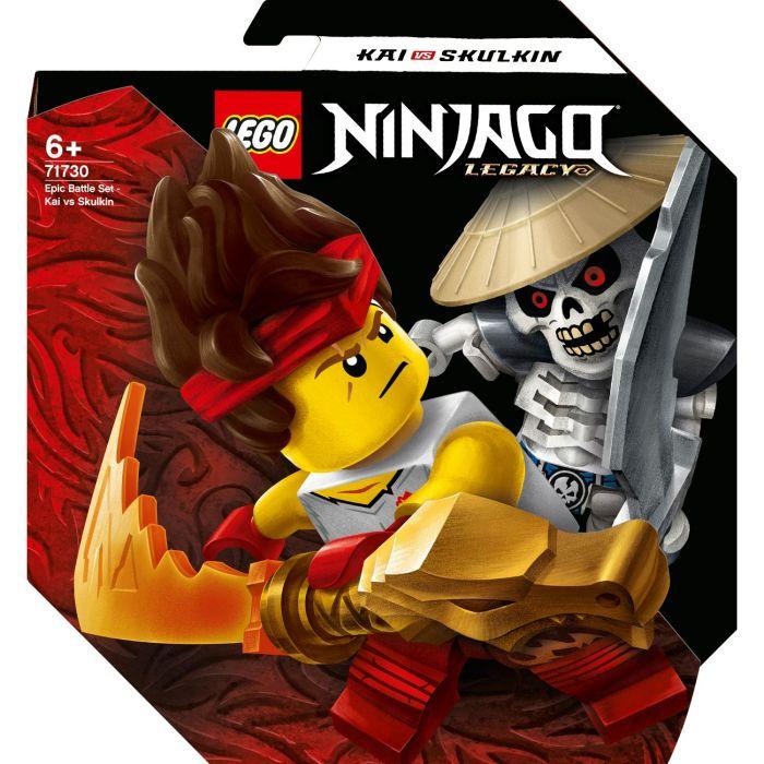 LEGO Ninjago 71730 Epic Battle Set