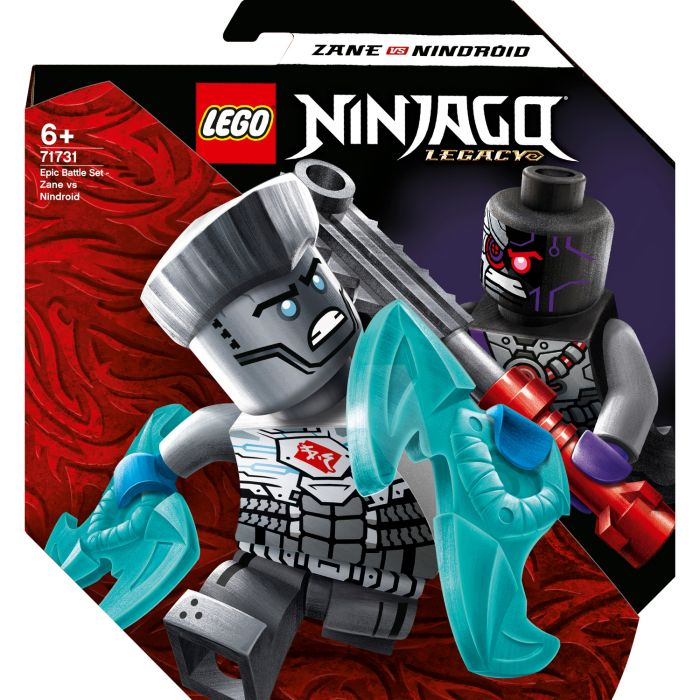 LEGO Ninjago 71731 Epic Battle Set