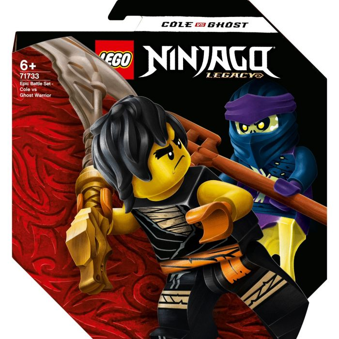 LEGO Ninjago 71733 Epic Battle Set