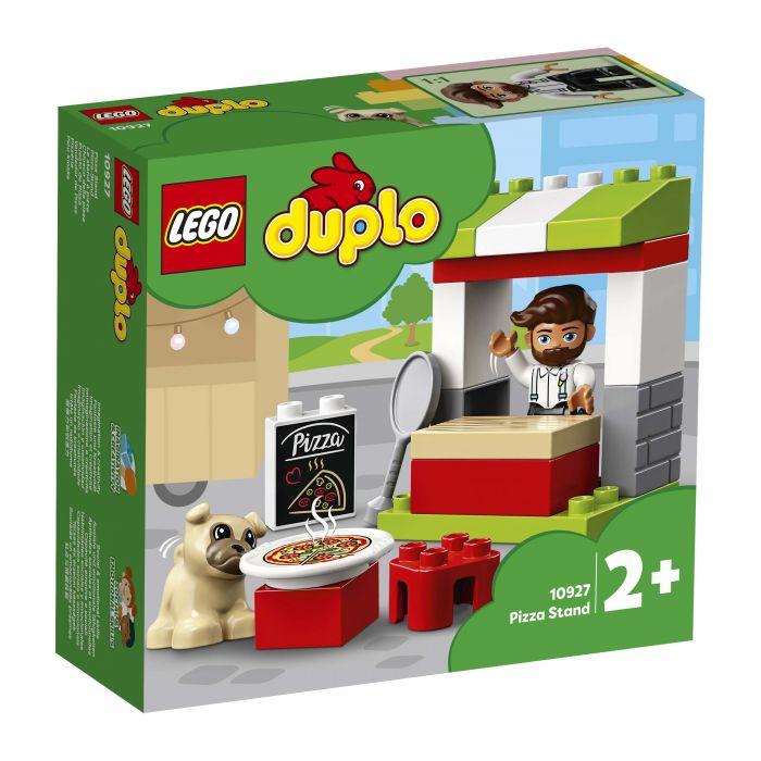 LEGO DUPLO 10927 Pizza-kraam