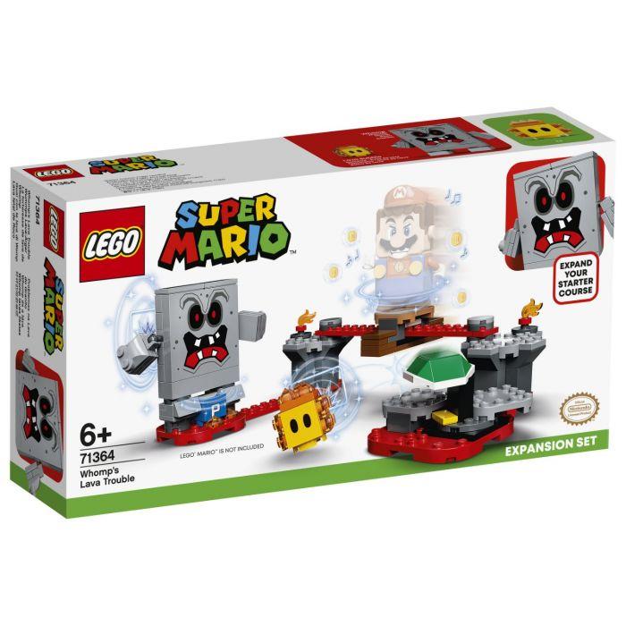 LEGO Super Mario 71364 Uitbreidingsset: Whomps Lavafort