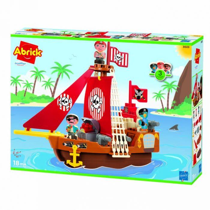 Piratenschip Abrick