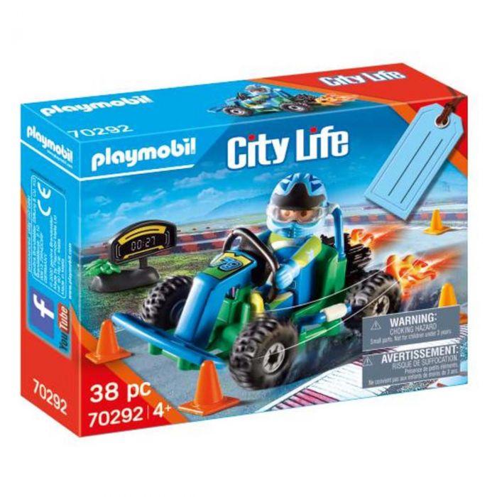 Playmobil 70292 Cadeauset Kart race