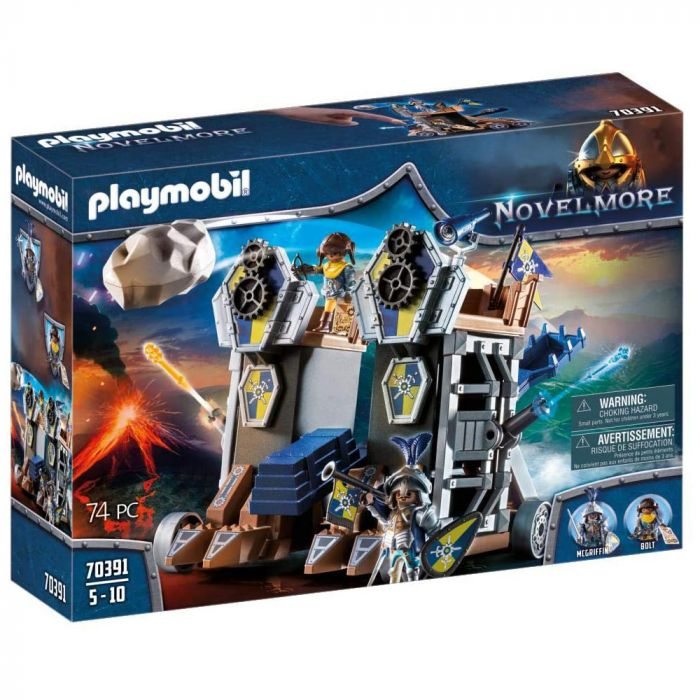 Playmobil Novelmore 70391 Novelmore Katapultfort