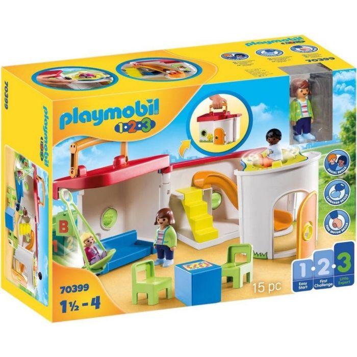Playmobil 1.2.3 70399 Meeneem Kinderdagverblijf