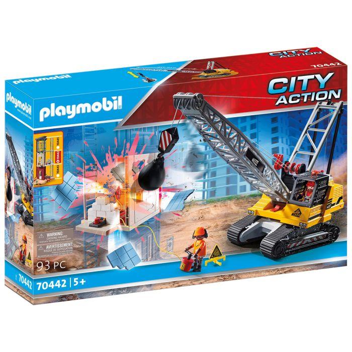Playmobil 70442 Kabelgraafmachine