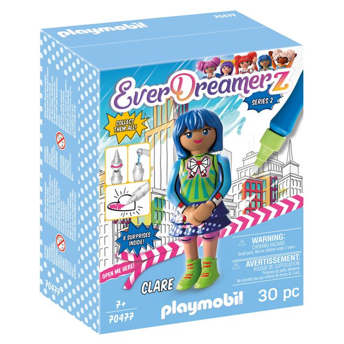 Playmobil 70477 Everdreamerz Comic World Clare