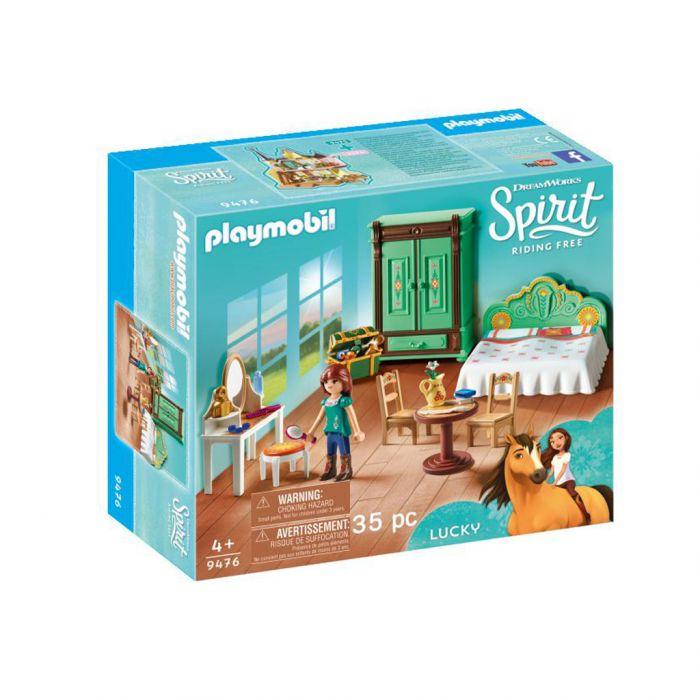 Playmobil Lucky's Slaapkamer