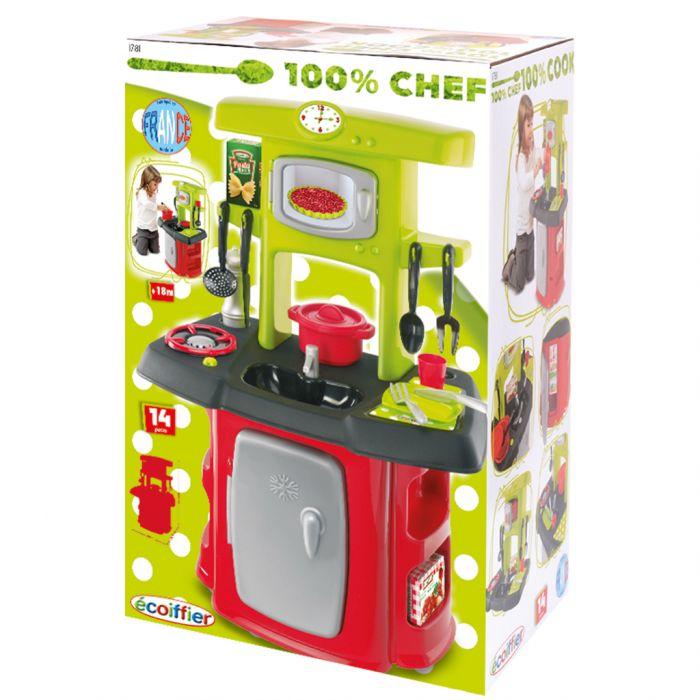 Keuken Ecoiffier 100% Chef Loft