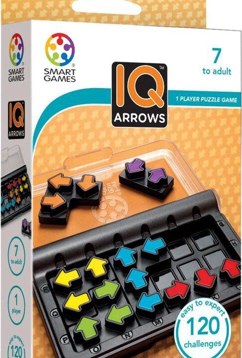 SmartGames IQ Arrows
