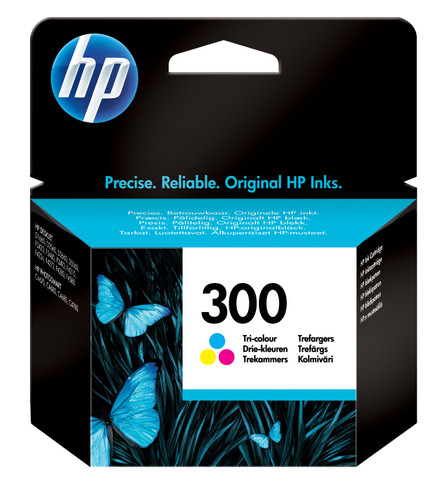 HP 300 Kleur
