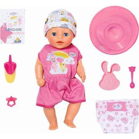 Pop Baby Born Soft Touch Little Girl 36 Cm