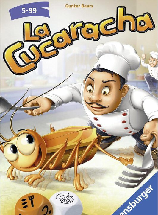 Ravensburger La Cucaracha - pocketspel