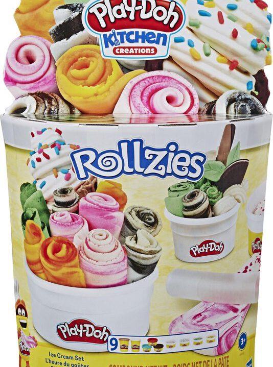 Play-Doh Ijswafel set