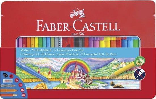 cadeauset Faber-Castell 53-delig