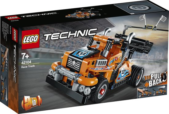 LEGO Technic Racetruck – 42104