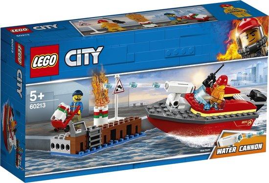 LEGO City Brand aan de Kade – 60213