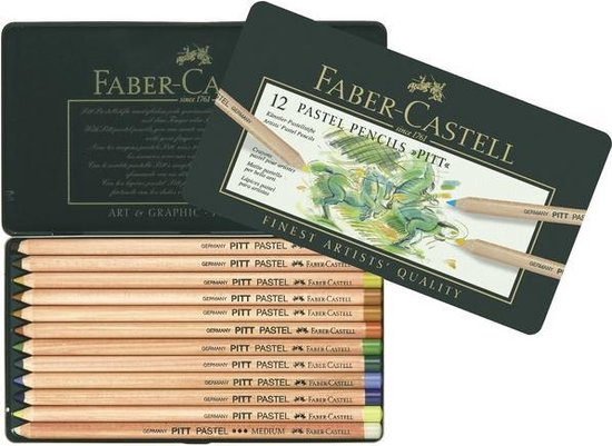 pastelpotlood Faber-Castell