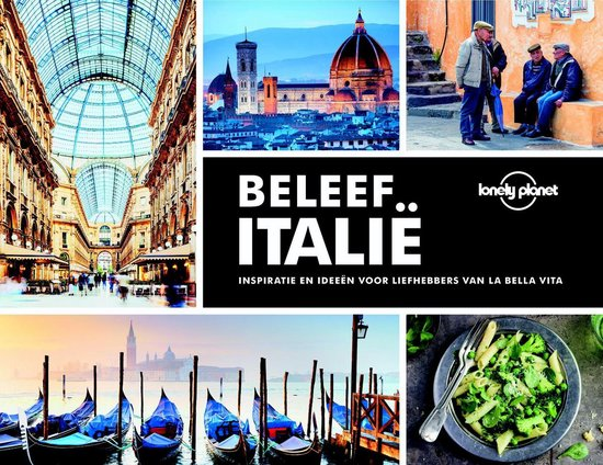 Lonely planet – Beleef Italië