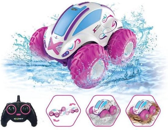 EXOST Moon Radio Controlled Amphibious Car
