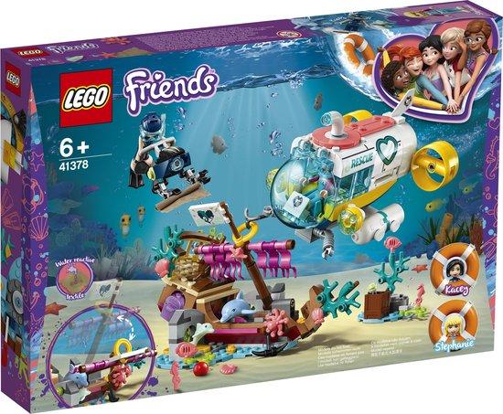 LEGO Friends Dolfijnen Reddingsactie – 41378