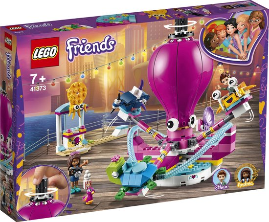 LEGO Friends Gave Octopusrit – 41373