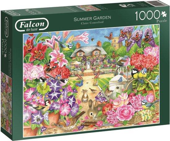 Falcon Summer Garden 1000 stukjes