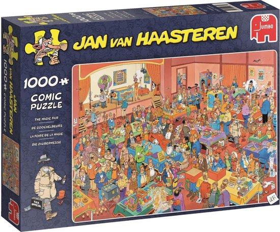 Jan van Haasteren De Goochelbeurs puzzel – 1000 stukjes