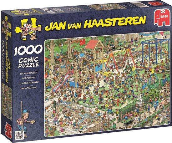 Jan van Haasteren De Speeltuin puzzel – 1000 stukjes