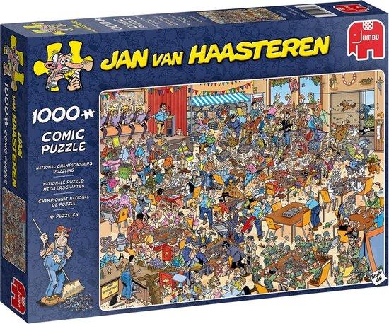 Jan van Haasteren NK Puzzelen puzzel – 1000 stukjes