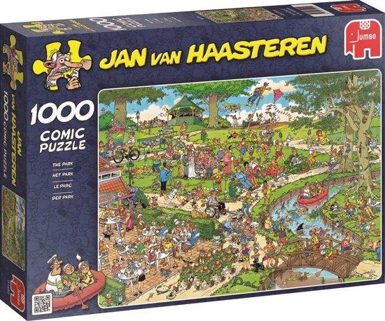 Jan van Haasteren Het Park puzzel – 1000 stukjes