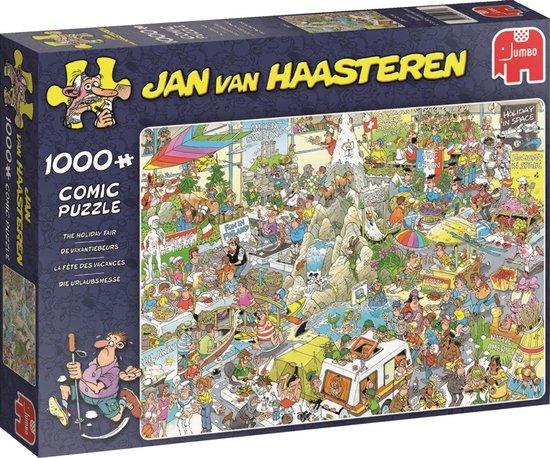 Jan van Haasteren De Vakantiebeurs puzzel – 1000 stukjes