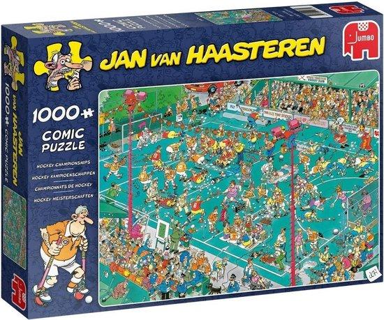 Jan van Haasteren Hockey Kampioenschappen puzzel – 1000 stukjes