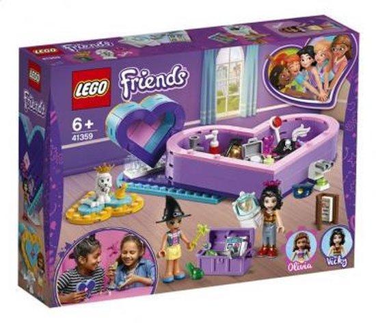 LEGO Friends Hartvormige Dozen Vriendschapspakket – 41359