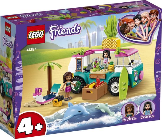 LEGO Friends 4+ Sapwagen – 41397