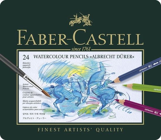aquarelpotlood Faber-Castell